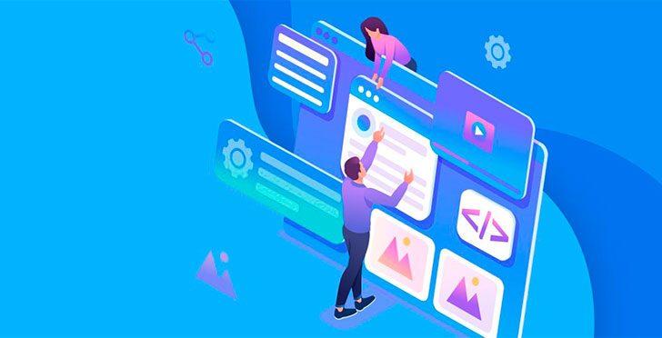 Webdesign Trend 2021